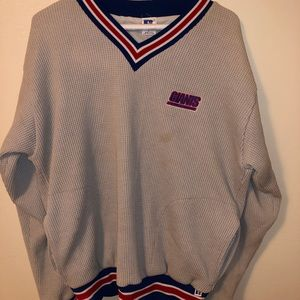 Vintage Russel Athletics New York Giants Pullover
